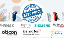 Hearing Aids Price Guarantee | My Hearing