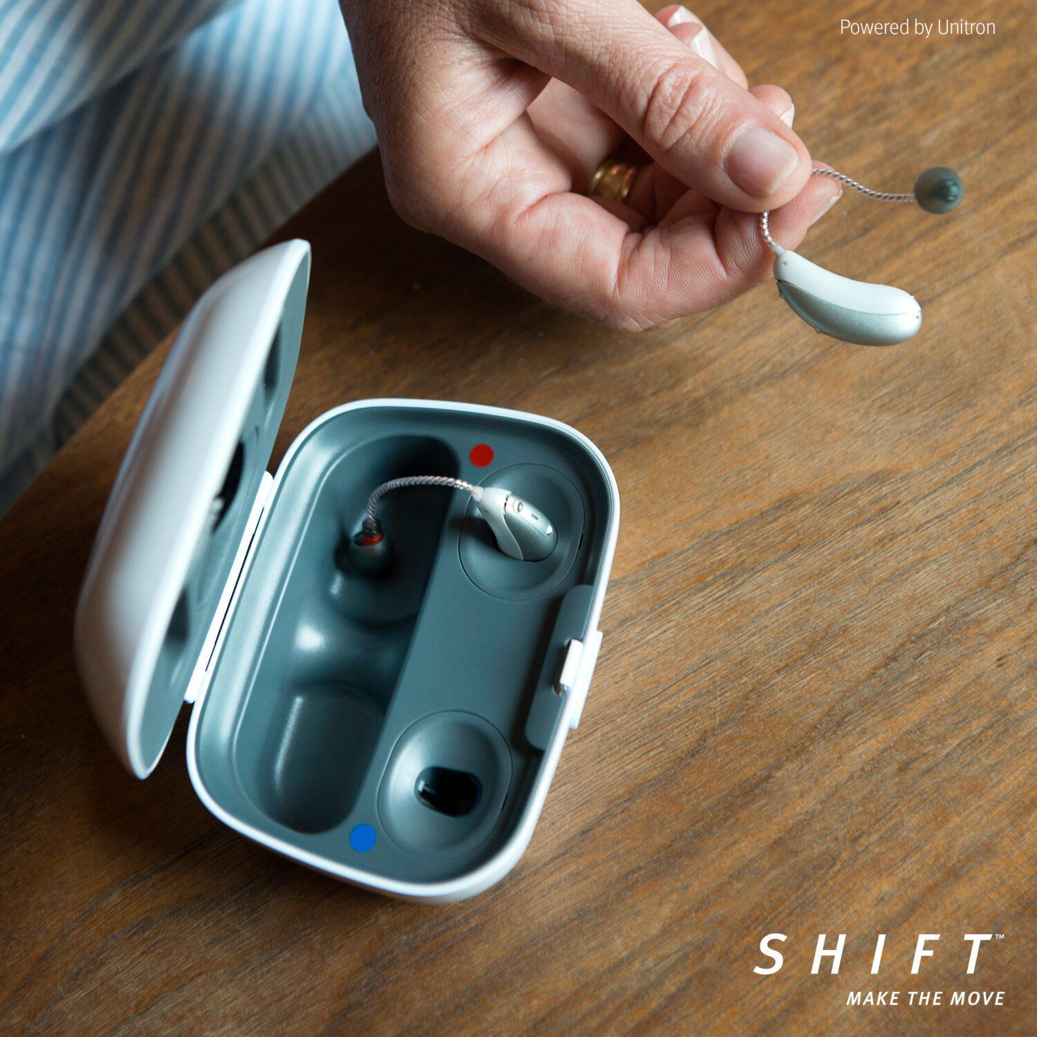 Shift-hearing-aids-rechargeable-case